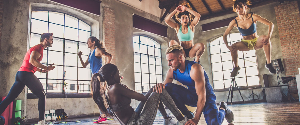 HIIT Squad workout