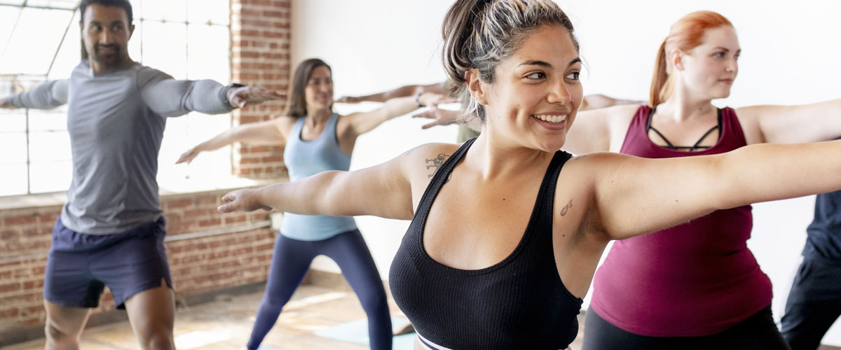Free-Spirited Warrior Yoga